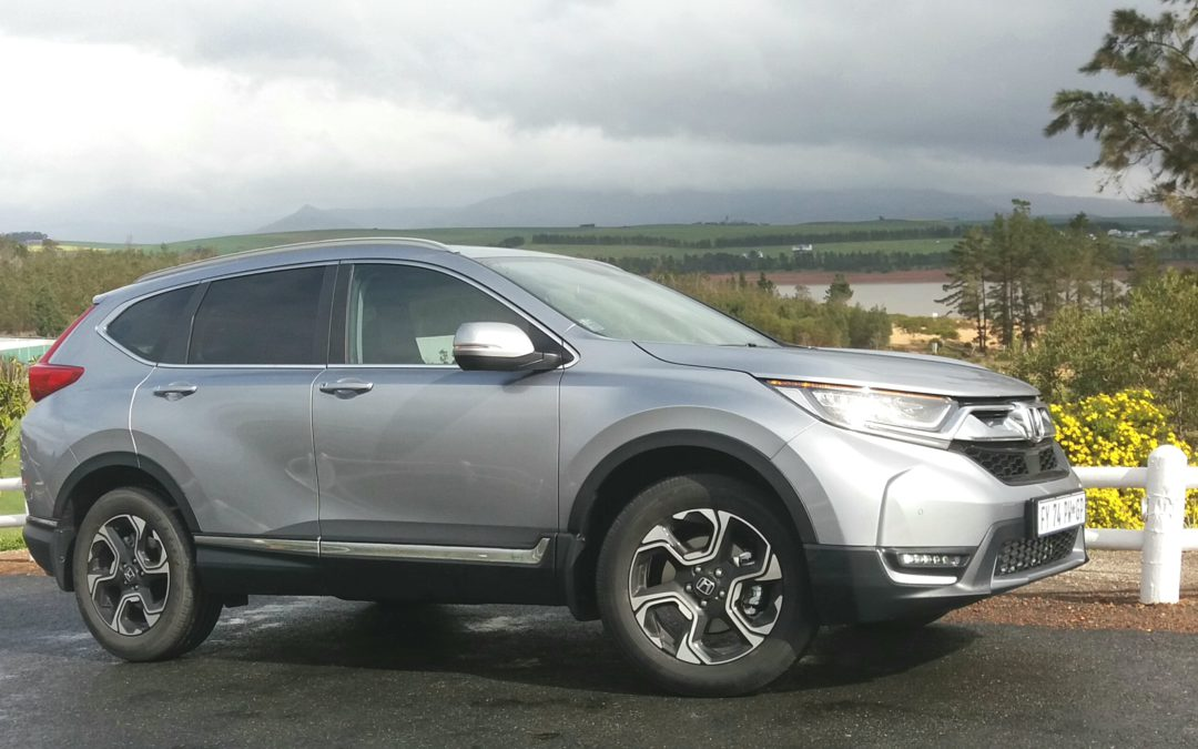 Honda se nuwe CR-V is hier